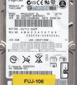 Fujitsu MHV2100AVT 100GB