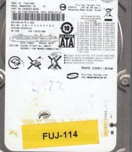 Fujitsu MHW2080BJ 80GB
