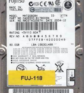 Fujitsu MHT2080BH 80GB