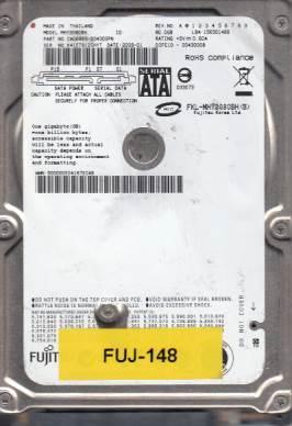 Fujitsu MHY2080BH 80GB