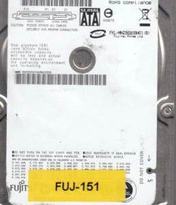 Fujitsu MHZ2080BH 80GB