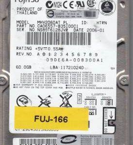 Fujitsu MHV2060AT 60GB