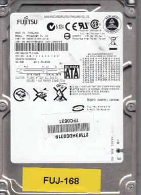 Fujitsu MHV2060BH 60GB