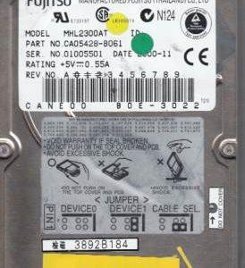 Fujitsu MHL2300AT 30GB