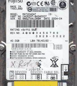 Fujitsu MHT2040AT 40GB