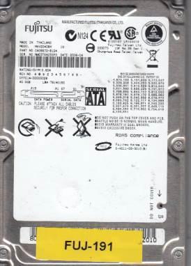 Fujitsu MHV2040BH 40GB