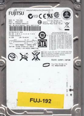 Fujitsu MHW2040BH 40GB