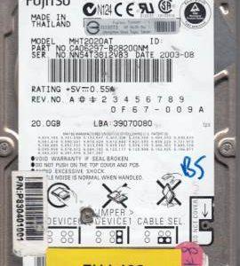 Fujitsu MHT2020AT 20GB