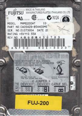 Fujitsu MHM2200AT 20GB