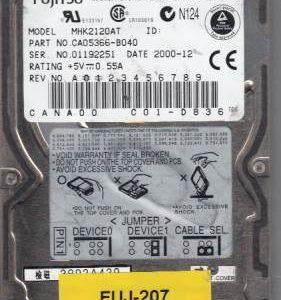 Fujitsu MHK2120AT 12GB