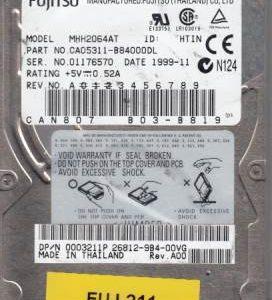 Fujitsu MHH2064AT 6GB