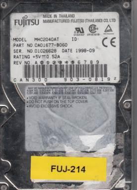 Fujitsu MHC2040AT 4GB