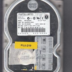 Fujitsu MPF3204AT 20.4GB