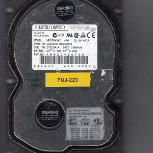 Fujitsu MPC3043AT 4.3GB