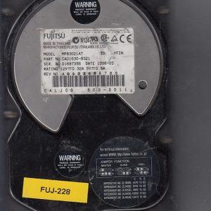Fujitsu MPB3021AT 2.1GB