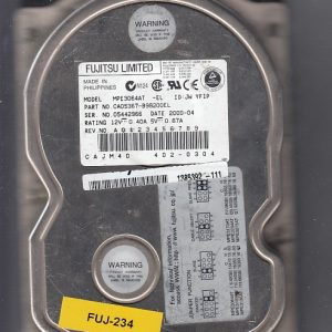 Fujitsu MPE3064AT 6.48GB