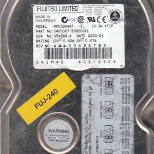 Fujitsu MPE3064AT 6.4GB