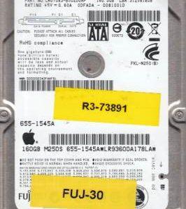 Fujitsu MJA2160BH 160GB