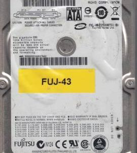 Fujitsu MHZ2500BT 500GB