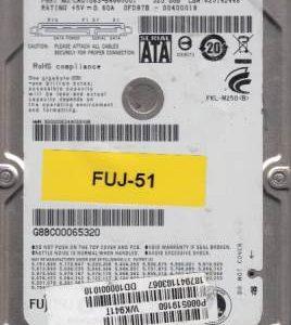 Fujitsu MJA2320BH 320GB