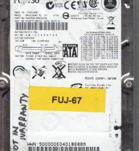 Fujitsu MHV2160BT 160GB