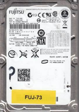 Fujitsu MHW2120BH 120GB