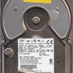 Hitachi DJNA-372200 22GB