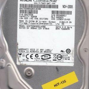 Hitachi HCP725032GLA380 320GB