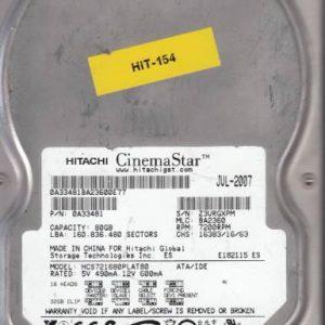 Hitachi HCS721680PLAT80 80GB