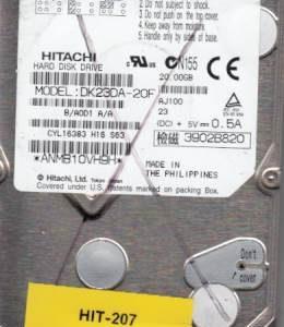 Hitachi DK23DA-20F 20GB