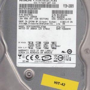 Hitachi HCP725025GLAT80 250GB