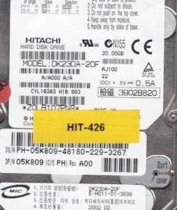 Hitachi DK23DA-2OF 20GB
