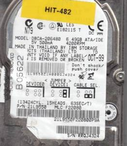 Hitachi DBCA-206480 6.49GB