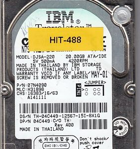 Hitachi DJSA-220 20GB
