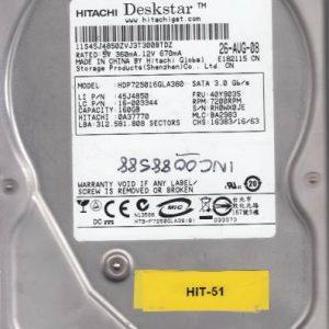 Hitachi HDP725016GLA380 160GB