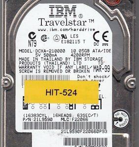 Hitachi DCXA-210000 10GB