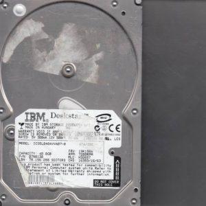 Hitachi IC35L040AVVA07-0 40GB
