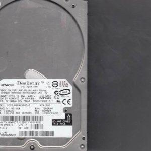 Hitachi IC35L090AVV207-0 80GB