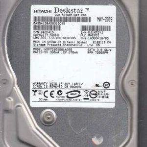 Hitachi HDP725050GLA360 500GB