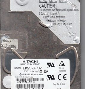 Hitachi DK237A-32 320GB