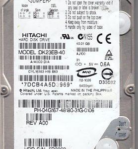 Hitachi DK23EB-40 40GB