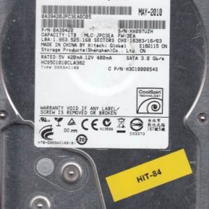 Hitachi HCS5C1010CLA382 1TB