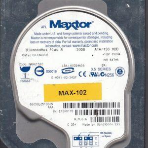 Maxtor 6E030L0 30GB