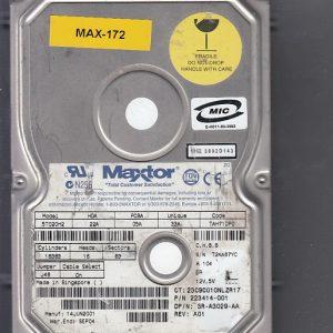 Maxtor 5T020H2 20GB