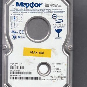 Maxtor 4R080L0 80GB