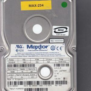 Maxtor 32049H2 20GB