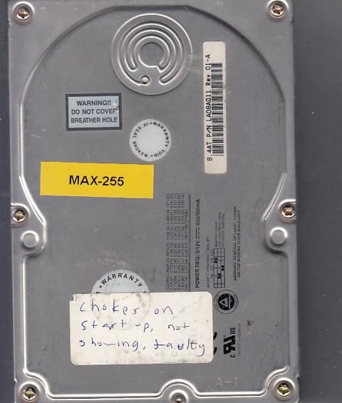Maxtor - 8.4GB