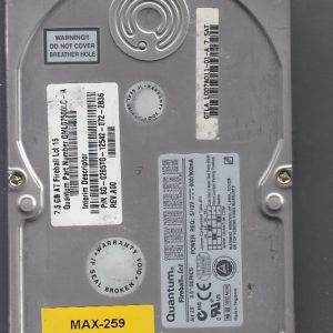 Maxtor - 7.5GB