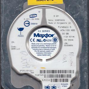 Maxtor 2F030J0 30GB