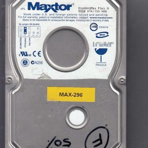 Maxtor UNREADABLE 80GB